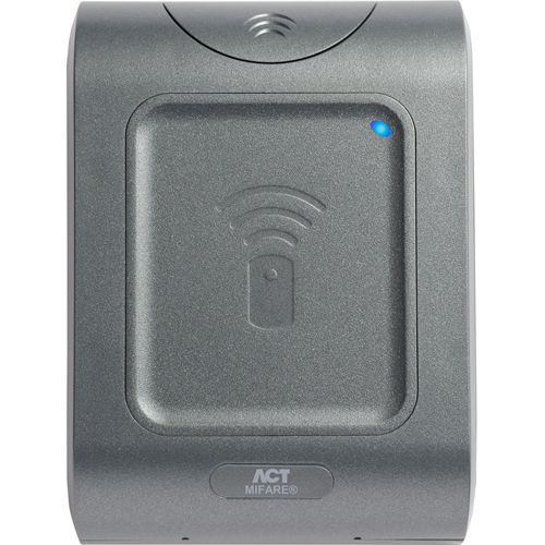 Vanderbilt ACTpro Card Reader Access Device - Door - Proximity - 24 V DC - Surface Mount, Flush Mount