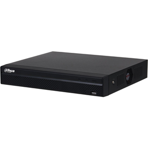 Dahua Lite DHI-NVR4104HS-P-4KS2/L 16 Channel Wired Video Surveillance System - Network Video Recorder - HDMI - 4K Recording