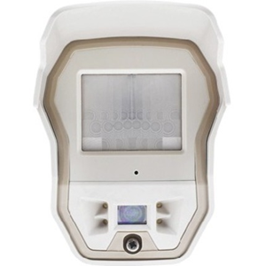 Videofied Motion Sensor - Wireless - Infrared - Yes - 12 m Motion Sensing Distance - Wall-mountable - Outdoor - Polycarbonate
