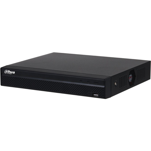 Dahua Lite DHI-NVR4108HS-8P-4KS2/L 8 Channel Wired Video Surveillance System - Network Video Recorder - HDMI - 4K Recording