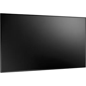 """AG Neovo QM-65 163.8 cm (64.5"""") LCD Digital Signage Display - 3840 x 2160 - LED - 350 cd/m² - 2160p - USB - HDMI - Serial - Ethernet - Black"""