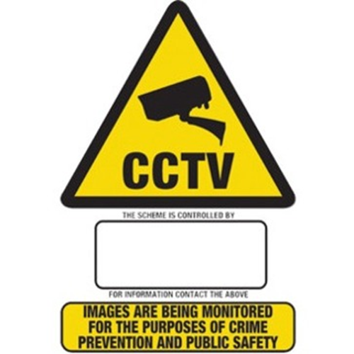 HAYDON Safety Sign - 210 mm Width x 297 mm Height - Polyvinyl Chloride (PVC)