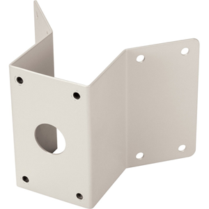 Hanwha Techwin SBP-300KM Corner Mount for Network Camera - Ivory