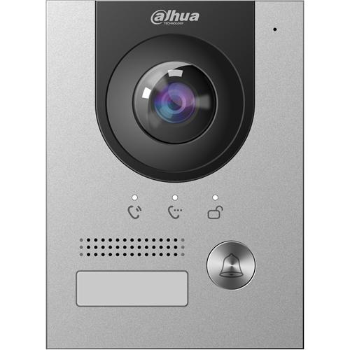 Dahua DHI-VTO2202F-P Video Door Phone - 2 Megapixel - CMOS - 160° Horizontal - 82° Vertical - 180° Diagonal - Aluminium Alloy - Door Entry