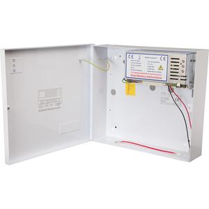 RGL Power Supply - Hinged Box - 230 V AC Input - 13.8 V DC Output