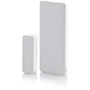 Visonic PowerG MC-302V PG2 Wireless Magnetic Contact - For Door, Window - White