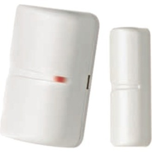 Visonic PowerCode MCT-320 Wireless Magnetic Contact - For Door, Window - Wall Mount - White
