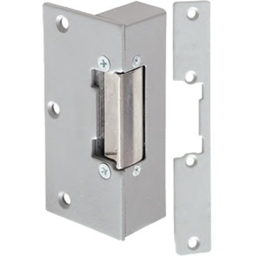 CDVI Fail Safe, Fail Secure Electric Strike - 12 V DC - 300 kg Holding Strength - Powder Coated Steel, Stainless Steel