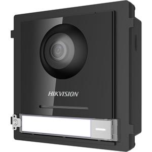 Hikvision DS-KD8003-IME2 Video Door Phone Sub Station - Touchscreen 2 Megapixel180° Horizontal - 96° Vertical - Full-duplex - Door Entry