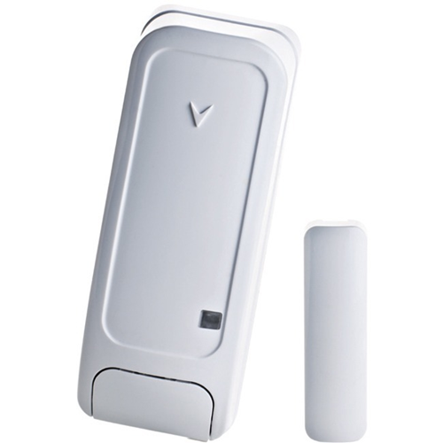Visonic PowerG MC-302E PG2 Wireless Magnetic Contact - N.C. - For Door, Window