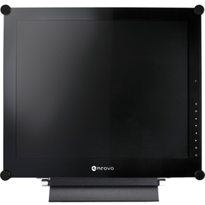 "AG Neovo SX-19G 48.3 cm (19"") SXGA LED LCD Monitor - 16:9 - Black - 482.60 mm Class - Twisted nematic (TN) - 1280 x 1024 - 16.7 Million Colours - 250 cd/m² - 3 ms - 75 Hz Refresh Rate - DVI - HDMI - VGA - DisplayPort"