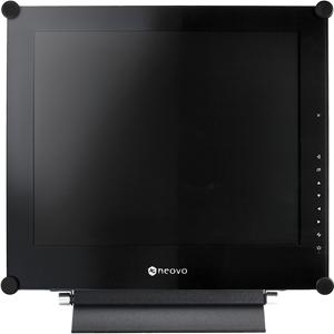 "AG Neovo SX-17G 43.2 cm (17"") SXGA LED LCD Monitor - 431.80 mm Class - Twisted nematic (TN) - 1280 x 1024 - 16.7 Million Colours - 250 cd/m² - 3 ms - 75 Hz Refresh Rate - DVI - HDMI - VGA - DisplayPort"