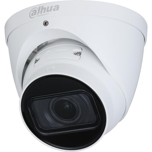 Dahua Lite DH-IPC-HDW2831T-ZS-S2 8 Megapixel Network Camera - Eyeball - 40 m Night Vision - H.264, H.265, Motion JPEG, H.264B - 3840 x 2160 - 5x Optical - CMOS - Junction Box Mount, Wall Mount, Ceiling Mount, Pole Mount