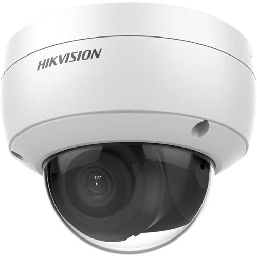 Hikvision EasyIP DS-2CD2143G0-IU 2 Megapixel Network Camera - Dome - 30 m Night Vision - H.265, H.264, MJPEG, H.264+, H.265+ - 1920 x 1080 - CMOS - Pendant Mount, Corner Mount, Pole Mount, Wall Mount, Junction Box Mount
