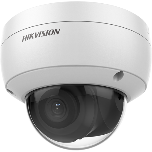 Hikvision EasyIP DS-2CD2143G0-IU 4 Megapixel Network Camera - Dome - 30 m Night Vision - H.265, H.264, MJPEG, H.264+, H.265+ - 2688 x 1520 - CMOS - Pendant Mount, Corner Mount, Pole Mount, Wall Mount, Junction Box Mount