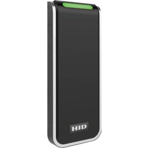 HID Signo 20 Contactless Smart Card Reader - Black, Silver - CablePigtail