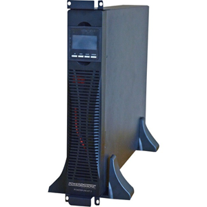 Power Sonic PowerPure 3 Dual Conversion Online UPS - 3 kVA/3 kW - Rack/Tower - 4 Hour Recharge - 5 Minute Stand-by - 230 V AC Input - 200 V AC, 208 V AC, 220 V AC, 230 V AC, 240 V AC Output