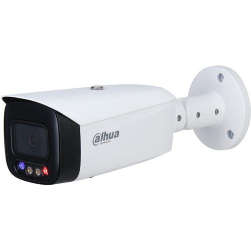 Dahua WizSense DH-IPC-HFW3549T1-AS-PV 5 Megapixel Network Camera - Bullet - 40 m Night Vision - Smart H.264+, Smart H.265+, H.265, H.264, H.264H, H.264B, MJPEG - 2592 x 1944 - CMOS - Junction Box Mount, Pole Mount
