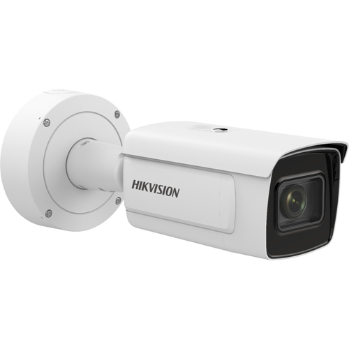 Hikvision DeepinView iDS-2CD7A46G0-IZHS 4 Megapixel Network Camera - Bullet - 100 m Night Vision - H.265+, H.265, H.264+, H.264, MJPEG - 2680 x 1520 - 4x Optical - CMOS - Pole Mount, Corner Mount