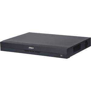 Dahua WizSense DH-XVR5216AN-4KL-I2 16 Channel Wired Video Surveillance System - Digital Video Recorder - HDMI - 4K Recording