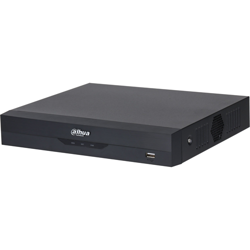 Dahua WizSense DH-XVR5108HS-4KL-I2 8 Channel Wired Video Surveillance Station - Digital Video Recorder - HDMI - 4K Recording