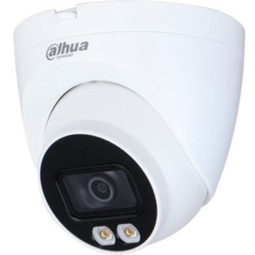 Dahua Lite DH-IPC-HDW2439T-AS-LED-S2 4 Megapixel Network Camera - Eyeball - 30 m Night Vision - H.265, H.264, H.264B, MJPEG, H.265+, H.264+ - 2688 x 1520 - CMOS - Junction Box Mount, Pole Mount, Wall Mount