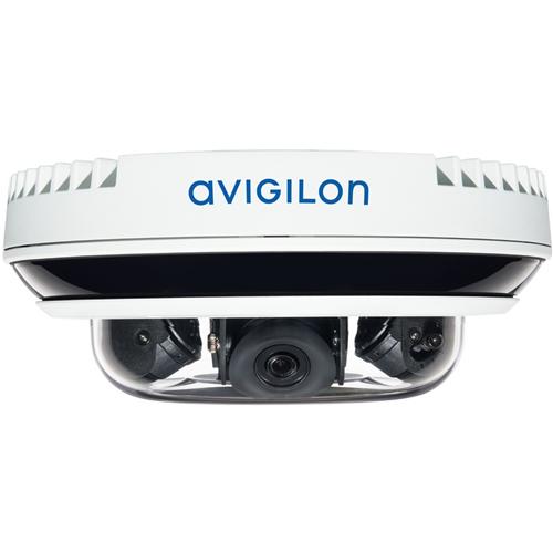 AVIGILON H4 Multisensor Camera 3 Megapixel Network Camera - Dome - MJPEG, Smart H.264, Smart H.265 - 2048 x 1536 - CMOS - In-ceiling, Wall Mount, Pendant Mount, Surface Mount, Ceiling Mount, Pole Mount