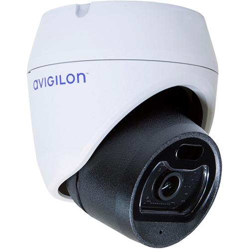AVIGILON H5M-DO 2 Megapixel Network Camera - Dome - 15 m Night Vision - MJPEG, Smart H.264, Smart H.265 - 1920 x 1080 - CMOS - Surface Mount, In-ceiling