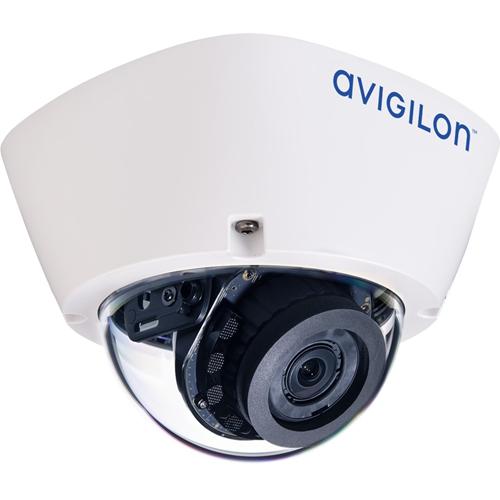 AVIGILON H5A-D 2 Megapixel Network Camera - Dome - 35 m Night Vision - H.264, H.265, MJPEG, H.265 (HEVC) - 1920 x 1080 - 2.7x Optical - CMOS - Surface Mount