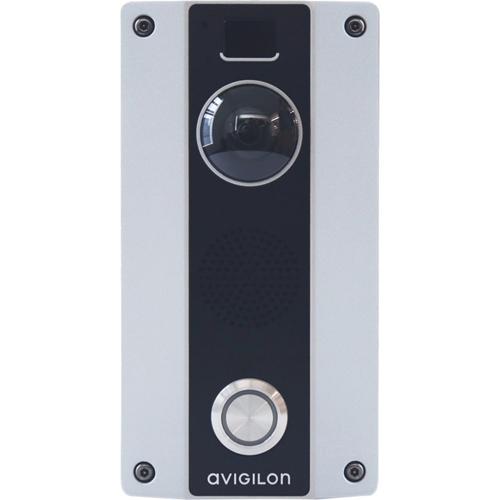 AVIGILON Video Door Phone Sub Station - 3 Megapixel - CMOS - 170° Horizontal - 120° Vertical - 0 lux - Full-duplex - Aluminium - School, Parking Lot, Retail Store, Hotel, Indoor, Outdoor