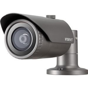 Wisenet QNO-6032R 2 Megapixel Network Camera - Bullet - 30 m Night Vision - H.264, Motion JPEG, H.265 - 1920 x 1080 - CMOS - Box Mount, Pole Mount