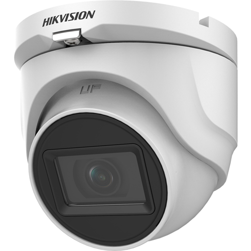 Hikvision Turbo HD Value DS-2CE76H0T-ITMF(C) 5 Megapixel Surveillance Camera - Turret - 30 m Night Vision - 2560 x 1936 - CMOS - Junction Box Mount, Wall Mount, Pole Mount, Corner Mount