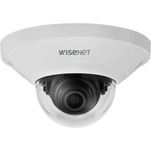 Wisenet QND-8011 5 Megapixel Network Camera - Dome - MJPEG, H.264, H.265 - 2592 x 1944 - CMOS - Wall Mount
