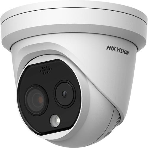 Hikvision DeepinView DS-2TD1217-2/PA 4 Megapixel Network Camera - Turret - 15 m Night Vision - MJPEG, H.264, H.265 - 2688 x 1520 - CMOS - Pendant Mount, Wall Mount, Pole Mount, Corner Mount, Conduit Mount, Ceiling Mount
