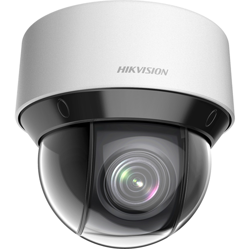 Hikvision DS-2DE4A225IW-DE 2 Megapixel Network Camera - Dome - 50 m Night Vision - H.265+, H.265, H.264+, H.264, MJPEG - 1920 x 1080 - 25x Optical - CMOS - Wall Mount, Pole Mount, Corner Mount, Pendant Mount, Ceiling Mount, Junction Box Mount