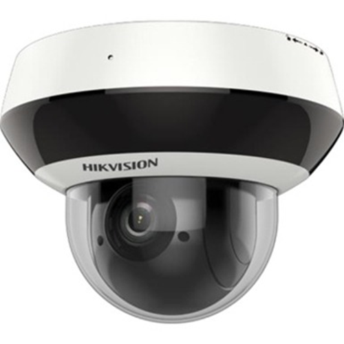 Hikvision DS-2DE2A404IW-DE3 4 Megapixel Network Camera - Dome - 20 m Night Vision - H.264+, H.264, MJPEG, H.265, H.265+, H.264B, H.264M, H.264H - 2560 x 1440 - 4x Optical - CMOS - Wall Mount, Pendant Mount