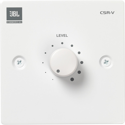 JBL Commercial CSR-V (EU-WHT) Audio Control Device - Wired