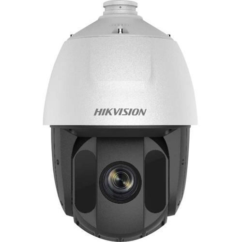 Hikvision Darkfighter DS-2DE5425IW-AE(S5) 4 Megapixel Network Camera - Dome - 150 m Night Vision - MJPEG, H.265+, H.265, H.264+, H.264 - 2560 x 1440 - 25x Optical - CMOS - Wall Mount, Gooseneck, Parapet Mount, Pendant Mount, Ceiling Mount, Pole Mount, Junction Box Mount, Corner Mount
