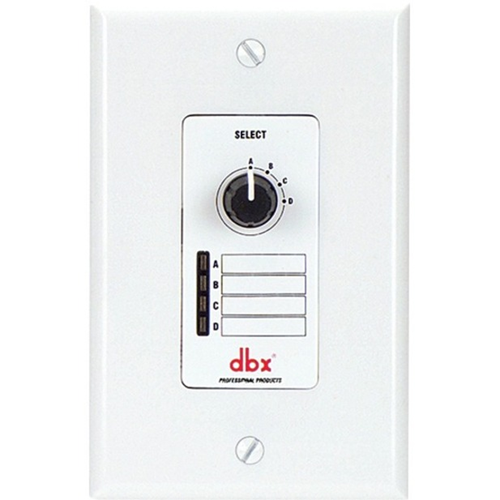 dbx ZC3 Audio Control Device - Wired