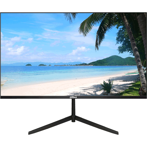 "Dahua Commercial DHI-LM22-B200 54.6 cm (21.5"") Full HD LED LCD Monitor - 16:9 - 558.80 mm Class - 1920 x 1080 - 16.7 Million Colours - 200 cd/m² - 6.50 ms - 60 Hz Refresh Rate - HDMI - VGA"