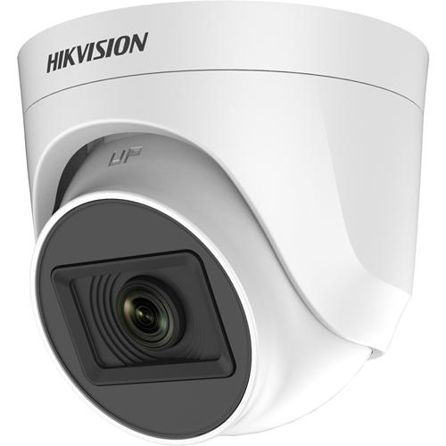 Hikvision Turbo HD DS-2CE78H0T-IT3F 5 Megapixel Surveillance Camera - Turret - 40 m Night Vision - 2560 x 1944 - CMOS - Wall Mount, Pendant Mount, Pole Mount, Corner Mount, Conduit Mount