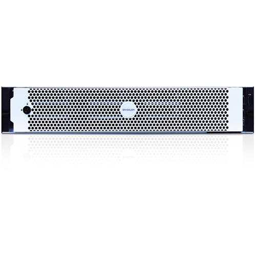 AVIGILON NVR4X-STD Wired Video Surveillance Station 48 TB HDD - Network Video Recorder - 7K Recording