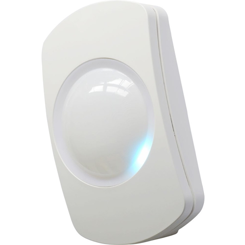 Texecom Capture P15-W Motion Sensor - Wireless - Infrared - Passive Infrared Sensor (PIR) - 15 m Motion Sensing Distance - Wall-mountable - Residential, Commercial