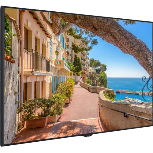 "Vestel UHM65UH82/4 165.1 cm (65"") LCD Digital Signage Display - 3840 x 2160 - Direct LED - 400 cd/m² - 2160p - USB - HDMI - Serial - Ethernet"