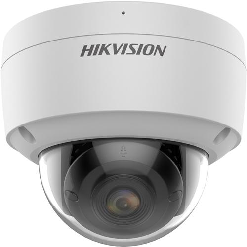 Hikvision EasyIP DS-2CD2147G2-SU 4 Megapixel Network Camera - Dome - H.265+, H.264+, H.265, H.264, MJPEG - 2688 x 1520 - CMOS - Vertical Mount, Pole Mount, Junction Box Mount, Corner Mount, Wall Mount, Pendant Mount