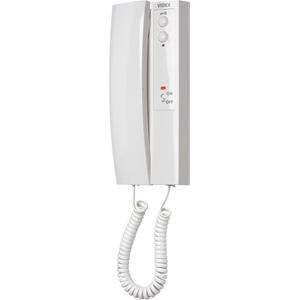 VIDEX 3172 Intercom Sub Station - for Door Entry - White - Cable - Desktop