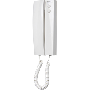 VIDEX 3171 Intercom Sub Station - for Door Entry - White - Cable - Desktop