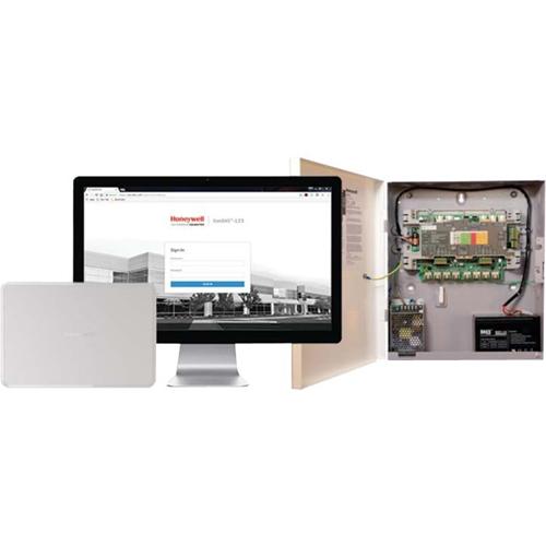 Honeywell MPA2 Door Access Control Panel - Door - Proximity - 100000 User(s) - 4 Door(s) - LED - Ethernet - Network (RJ-45) - Serial - Wiegand - 28 V DC - Panel Mount