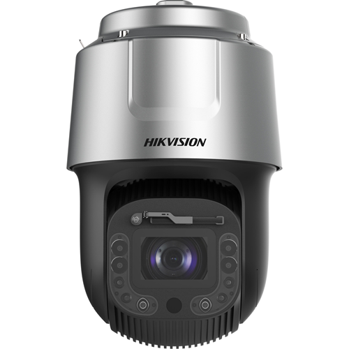 Hikvision Ultra DS-2DF8C848I5XS-AELW(T2) 8 Megapixel Network Camera - Dome - H.265, H.264, H.265+, H.265, MJPEG - 3840 x 2160 - 48x Optical - CMOS - Pole Mount, Pendant Mount, Wall Mount