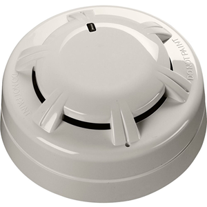 Apollo Orbis ORB-OP-42003-MAR Smoke Detector - Optical, Photoelectric, Infrared - White - 33 V DC - Fire Detection - Surface Mount For Marine, Bedroom